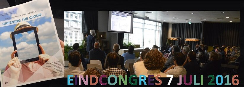 Eindcongres van Greening the Cloud